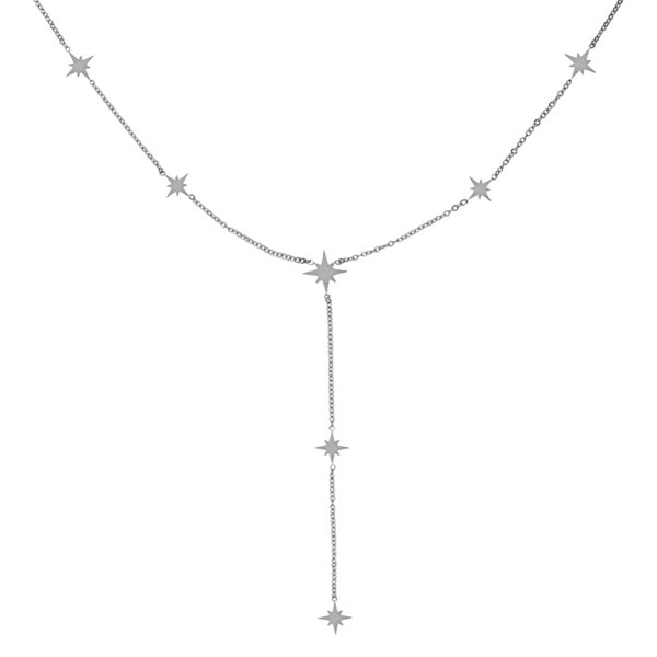 Ketting Shooting Star Zilver