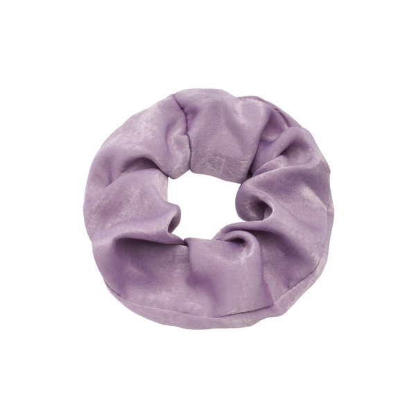 Scrunchie Satin Lila/Paars